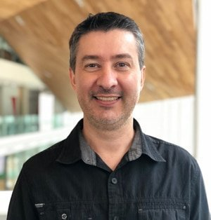 Dominic Deslandes spark Microsystems