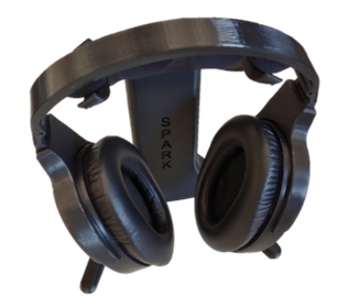 SR1020 ultra low latency and low power gaming headset demonstrator