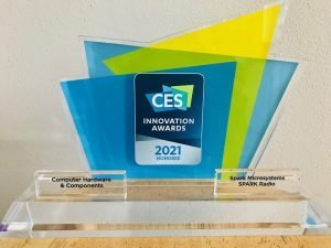 CES2021 Honoree spark microsystems